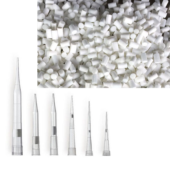 Factory OEM Sintered Porous Polyethylene PE Filter for Filtered Pipette Tips pictures & photos