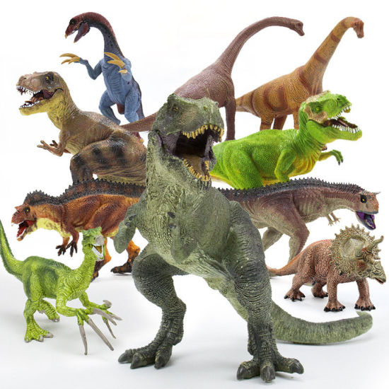 21styles Action&Toy Figures Model Brachiosaurus Plesiosaur Tyrannosaurus Dragon Dinosaur Collection Animal Collection Model Toys pictures & photos