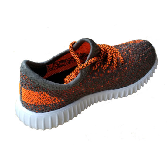 Children Fashion Casual Comfort Knitting Shoe pictures & photos