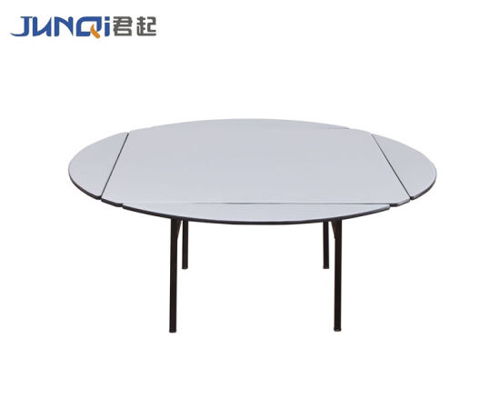 China Modern Folding Muti Functional Used Round Banquet Event Tables For Sale In Dining Room Furniture China Folding Table Table