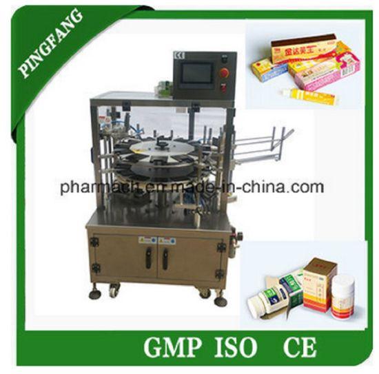 Semi Automatic/Packing/Bottle/Soft/Tube/Blister/Carton/Box/Cartoning Machine