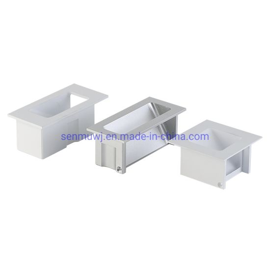 CNC Machining/Milling Light Housing, Metal Case/Mechanics, LED Wall Light Case