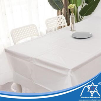 Factory Supplying New Nonwoven Table Cloth Rectangular Waterproof Table Cloth pictures & photos