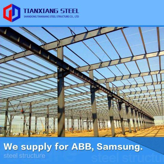 ISO Code Professional Welded Metal Self Storage Buildings