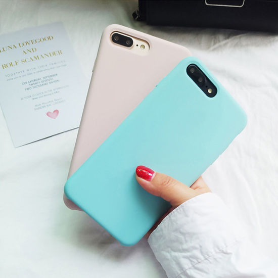 Best Silicone Case for iPhone X Phone Cover Protector Case pictures & photos