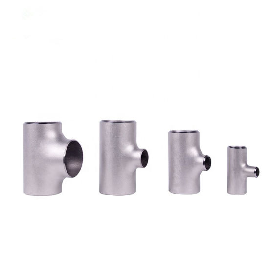 ASTM B363 Gr. 2 Grade 2 PC Titanium Forged Fitting for Chemical Industry