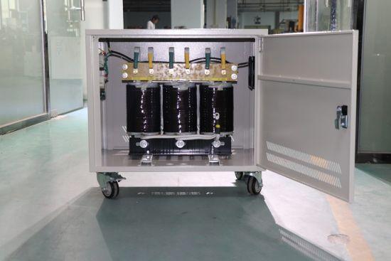Sg 3 Phase 30kVA 220V to 400V Step up Transformer