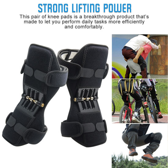 Powerlifting Knee Bosster Joint Support Knee Pad