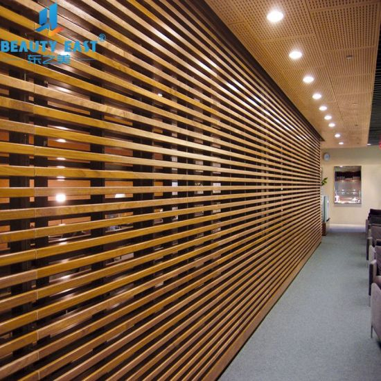 Aluminum Different Types Of Ceiling Board In Baffle Type China
