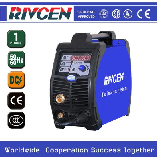 AC220V Inverter Welding Machine with Wire Feeder