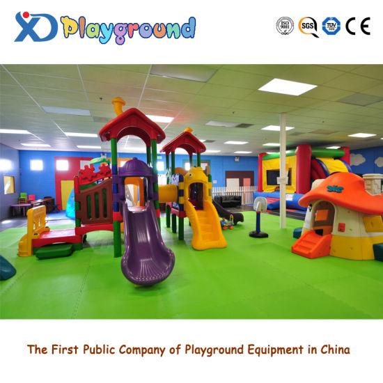 China Kids Game Soft Play Set Indoor Playground Equipment Indoor ...