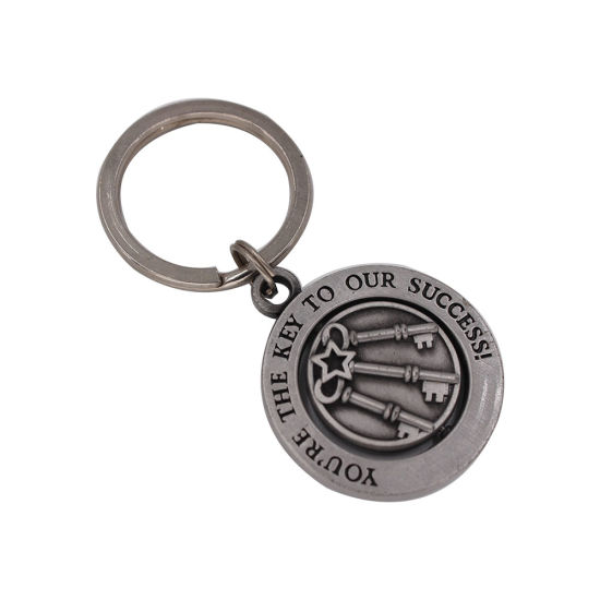 Hot Sale Matal Hard Enamel Novelty Keychain for Promotional Gift pictures & photos