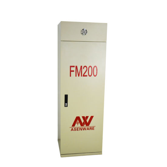 FM-200 Fire Suppression System Fire Extinguisher pictures & photos