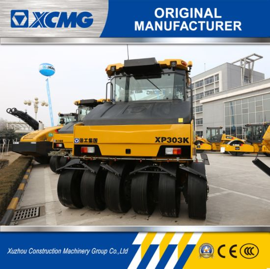 China XCMG Official XP303K 30ton Road Smallest Mini Roller