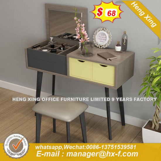 Home Furniture MDF Mirrored Table Dresser (HX-8ND9044) pictures & photos
