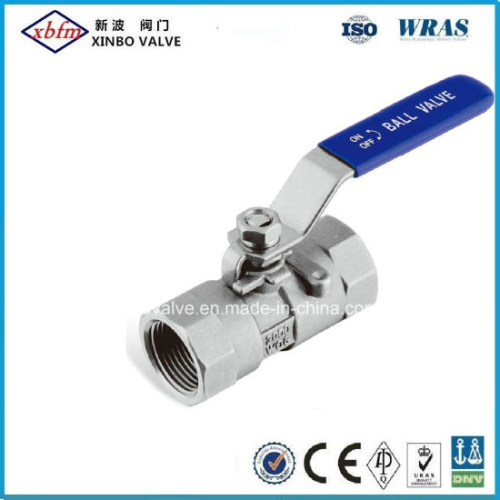 1 PC 2000 Psi Casting Ball Valve pictures & photos