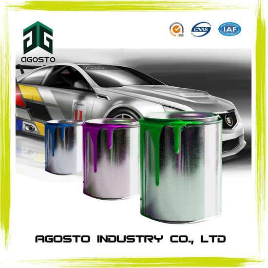 Acrylic Automotive Paint Spraying Peelable pictures & photos