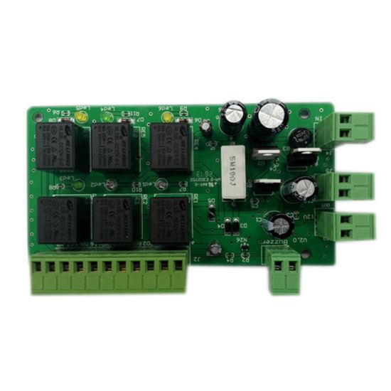 China Adapter Control Board PCBA Maker Circuit Board - China PCB ...
