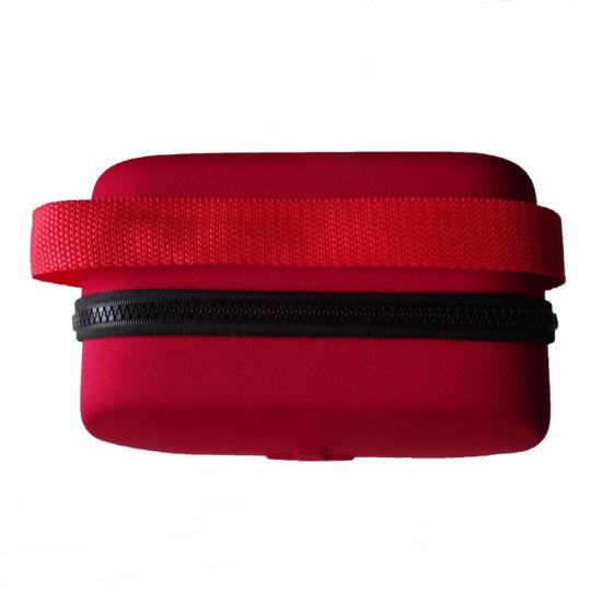 Shockproof Custom Logo EVA First Aid Kit Box Travel Emergency Medicine Carry Storage