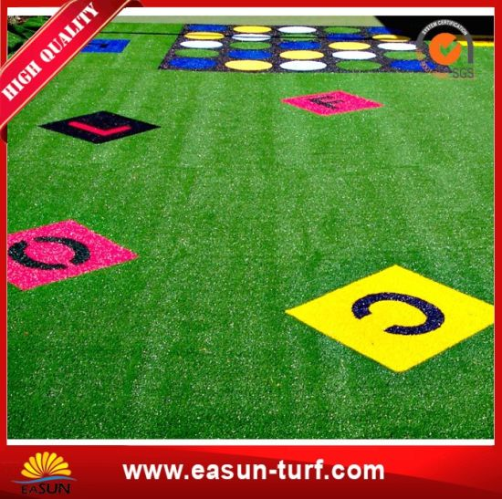China Environmental Friendly Landscaping Synthetic Grass Leisure Artificial Turf pictures & photos