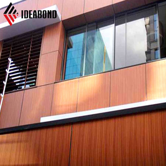 2017 latest PVDF Curtain Wall Sandwich Panel (AF-370) pictures & photos