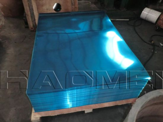 1060 1070 Aluminium Mirror Finish for Lighting Purpose pictures & photos