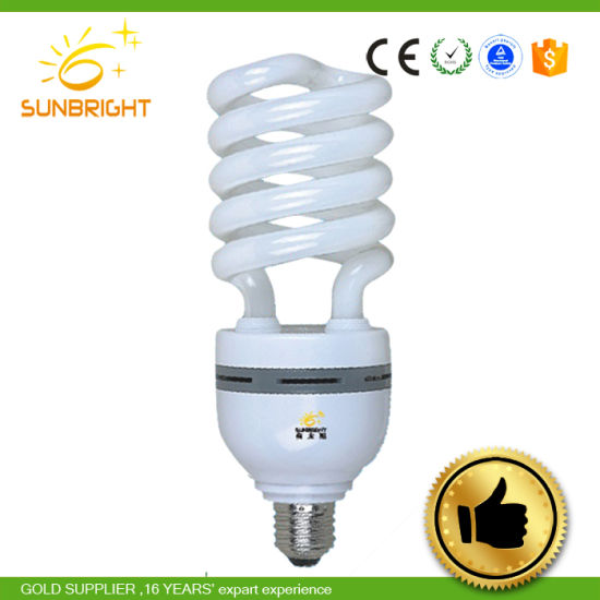 Ce RoHS Half Spiral Fluorescent Lamp pictures & photos