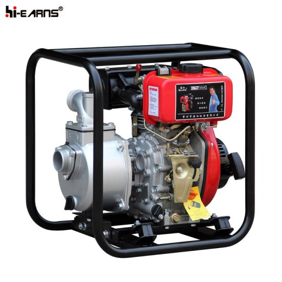 Air-Cooled Diesel Water Pump Set (DP20) pictures & photos