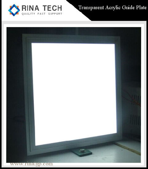 China LED Panel Thickness Frame Light Guide Plate for Light Panel ...