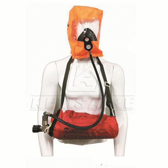 Full Mask 2L 3L Cylinder Breathing Apparatus Eebd pictures & photos