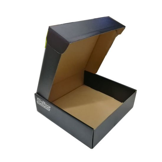 China Custom Color Flat Pack Corrugated Mailer Boxes Wholesale Awesome Decorative Mailer Boxes