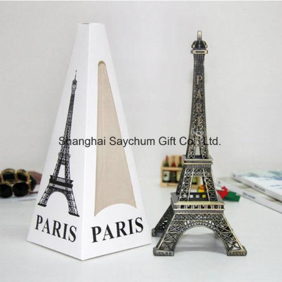 Metal Crafts Bronze Paris Eiffel Tower