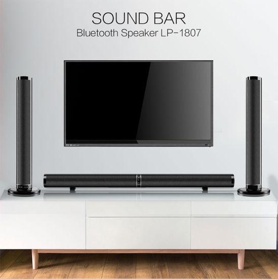 Soundbar Manufacturer Loudspeaker Wireless Bluetooth High Power Home Theater Sb1807