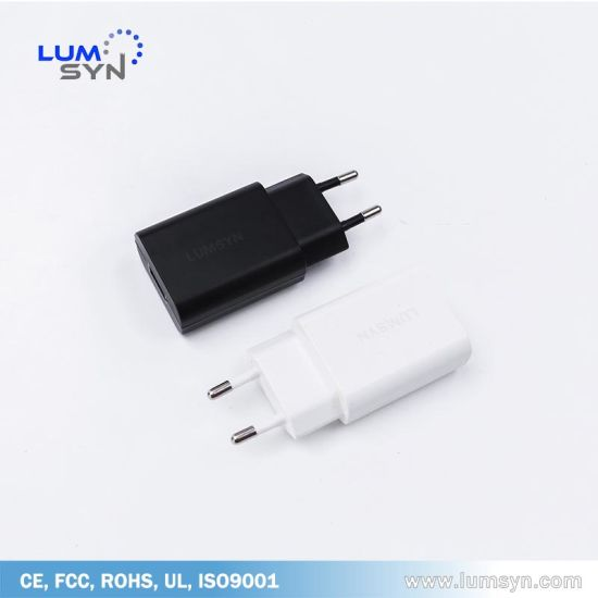 2019 Best Selling 5V1a USB Wall Charger Adapter for Europe