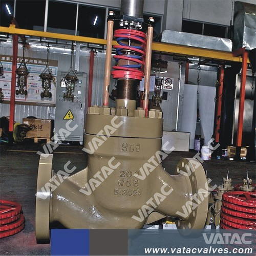 Globe Type Pressure Control Valve pictures & photos