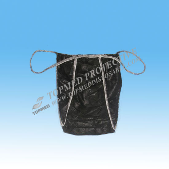 Nonwoven Disposable Underwear, Disposable Massage Underwear, Disposable Underwear for Men pictures & photos