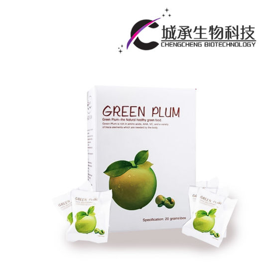 Herbal Green Slimming Plum for Weight Loss
