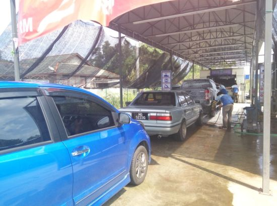 Automatic Tunnel Vehicles Wash Machine, Car Wash Machine pictures & photos