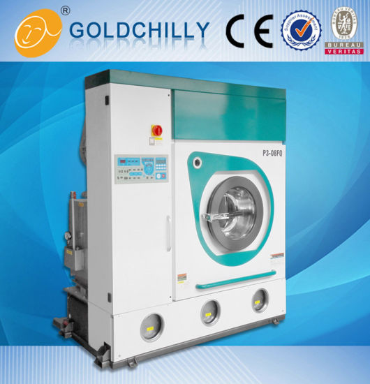 China Perc Dry Cleaning Machine & Solvent Dry Cleaning
