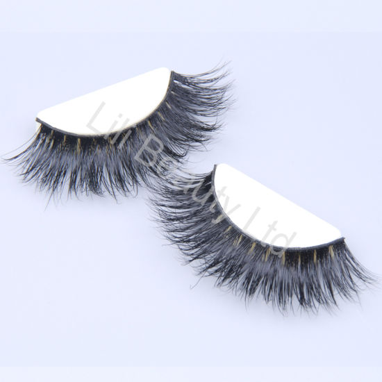 bc30dcbf180 Handmade Top Quality Private Label Bulk 3D Mink Eyelashes pictures & photos