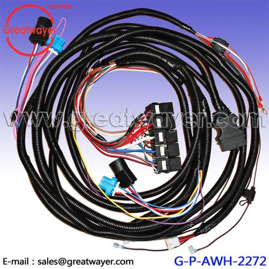 13 gm wiring harness