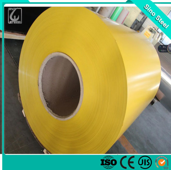 Ral 5015 Color Coated/Pre-Painted Galvanized Steel Coil (PPGI)