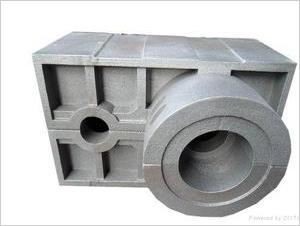 CNC Machining Aluminum Die Casting Zinc Alloy Casting