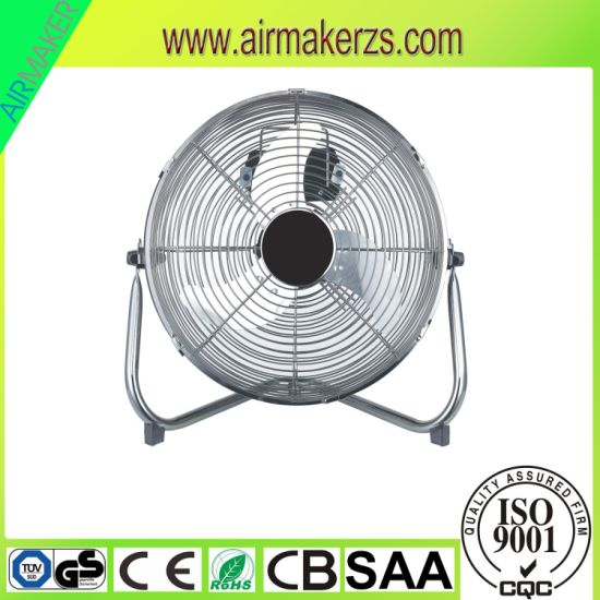 3 Speed 18 Inch High Velocity Floor Standing Fan/ Ventilator pictures & photos
