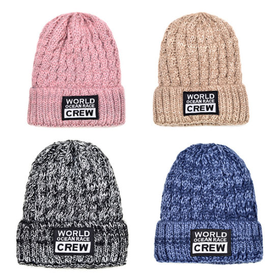 5793ba9b946 China Custom Slouch Knitted Beanie Hats - China Slouch Beanie Hats ...