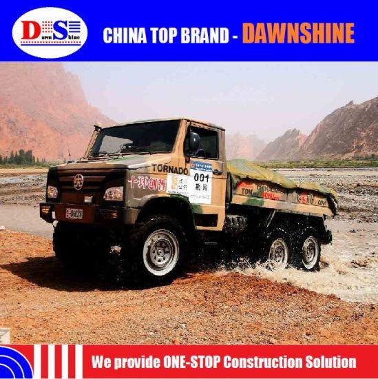 China 6X6 All Wheel Drive Military off Road Vehicle