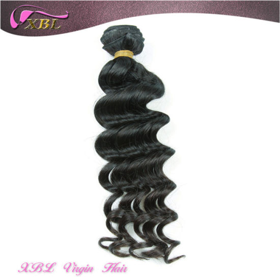100% Human Hair Unprocessed Wholesale Virgin Eurasian Hair pictures & photos