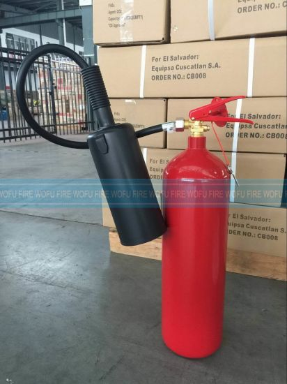 Hose and Horn for 5-7kg CO2 pictures & photos