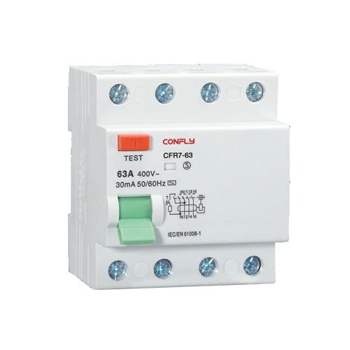 CFR7-63 Residual Current Circuit Breaker, RCCB, ELCB pictures & photos