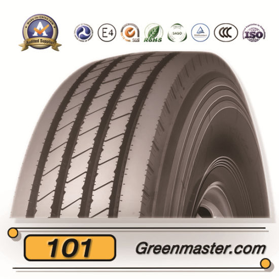 DOT/ECE/EU-Label Factory Wholesale All Steel Radial Heavy Duty Dump Truck Tires, Bus Trailer Tire 11r22.5 295/75r22.5 12r22.5 315/80r22.5 pictures & photos